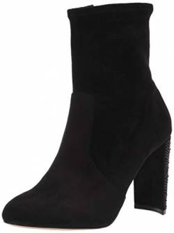 Jewel Badgley Mischka Women's Bootie Fashion Boot, Black, 8 von Jewel Badgley Mischka