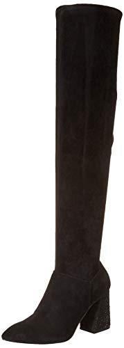 Jewel Badgley Mischka Women's Knee High Boot, Black, 6 von Jewel Badgley Mischka