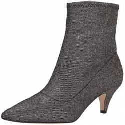 Jewel Badgley Mischka Womens Bootie Fashion Boot, Smoke, 7.5 US von Jewel Badgley Mischka