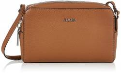 Joop! Damen casta shoulder bag (zipper, cognac, 20X12X4,5 von Joop!