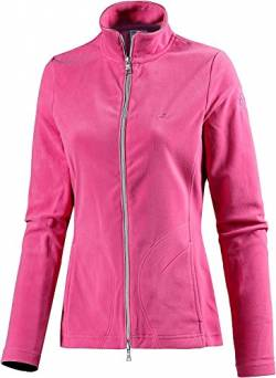 JOY Damen Fleecejacke rosa 48 von Joy