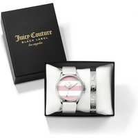 Juicy Couture Fergie Fergie Gift Set Damenuhr in Weiß 1950009 von Juicy Couture