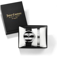 Juicy Couture Jetsetter Jetsetter Gift Set Damenuhr in Schwarz 1950011 von Juicy Couture