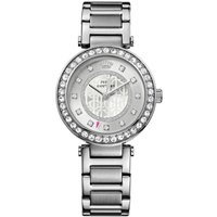 Juicy Couture Luxe Couture Luxe Couture Damenuhr in Silber 1901150 von Juicy Couture
