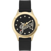 Juicy Couture Unisexuhr JC-1036BKBK von Juicy Couture