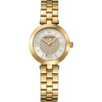 Juicy Couture Victoria Victoria Damenuhr in Gold 1901625 von Juicy Couture