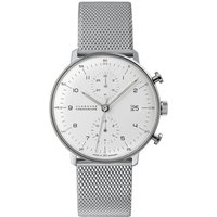Junghans Max Bill Chronoscope Herrenchronograph in Silber 027/4003.44 von Junghans