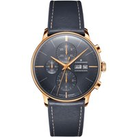 Junghans Meister Chronoscope Edition SC Limited Edition Herrenchronograph in Grau 027/7720.03 von Junghans