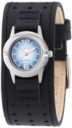 Just Watches Damen-Armbanduhr XS Analog Quarz Leder 48-S9257-BL von Just Watches