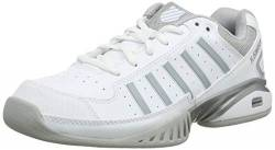 K-Swiss Damen KS TFW Receiver IV Carpet-White/HIGH-Rise-M Tennisschuhe, 39.5 EU von K-Swiss