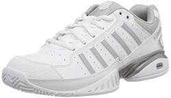 K-Swiss Performance Damen Receiver Iv Tennisschuhe, Weiß (White/Highrise 107-M), 41 EU von K-Swiss Performance