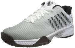 K-Swiss Herren HYPERCOURT EXPRESS 2 HB Sneaker, White/High-rise/Black, 44.5 EU von K-Swiss