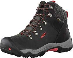 Keen Damen Revel III-W, Grau (Black/Rose), 6 M US von KEEN