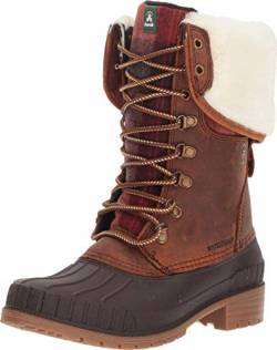 Kamik Sienna F2 Kamik Women's Waterproof Dark Brown Boots UK 4 von Kamik