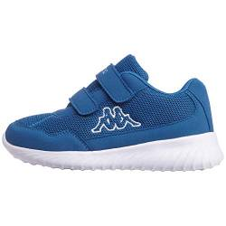 Kappa Kinder Sneaker Cracker II K 260647K Midblue/White 33 von Kappa