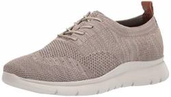 Kenneth Cole New York Herren Trent FLX Knit Lace Up Turnschuh, beige, 38.5 EU von Kenneth Cole New York