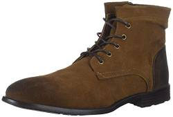 Kenneth Cole REACTION Herren Zenith Boot modischer Stiefel, Tabak-Braun, 45 EU von Kenneth Cole REACTION
