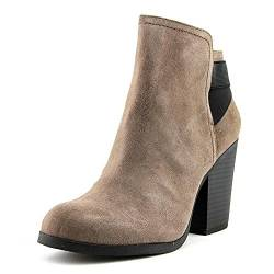 Kenneth Cole Reaction Womens Might Make It Bootie,Rock Microsuede,US 11 M von Kenneth Cole REACTION