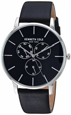 Kenneth Cole Herren Quarz Analog Uhr KC50008001 von Kenneth Cole