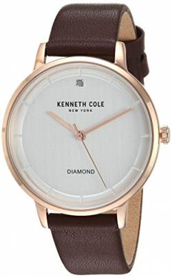 Kenneth Cole Damen Quarz Analog Uhr KC50010001 von Kenneth Cole