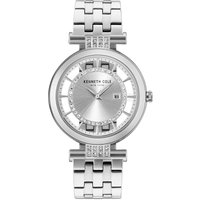 Kenneth Cole Chelsea Damenuhr in Silber KC15005003 von Kenneth Cole