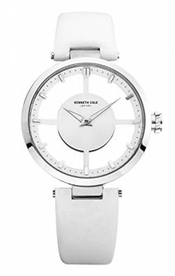Kenneth Cole Damen-Armbanduhr Transparency Analog Quarz KC2609 von Kenneth Cole
