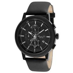 Kenneth Cole Dress Sport Herren Chronograph schwarz KC1946 von Kenneth Cole