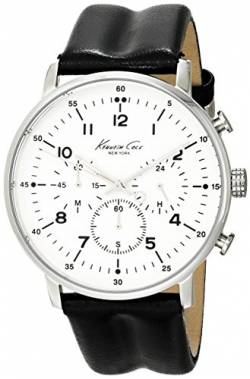 Kenneth Cole Herren-Armbanduhr Dress SPRT Chronograph Quarz KC1568 von Kenneth Cole