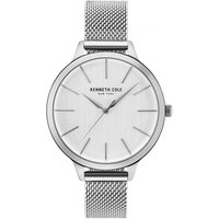 Kenneth Cole Madison Herrenuhr in Silber KC15056009 von Kenneth Cole
