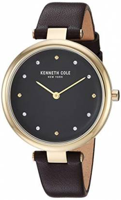 Kenneth Cole Damen analog Quarz Uhr KC50513003 von Kenneth Cole