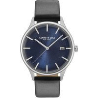 Kenneth Cole Varick Herrenuhr in Schwarz KC15112004 von Kenneth Cole
