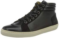 Kickers Damen Rebloz Sneaker, Black, 38 EU von Kickers