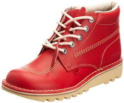 Kickers Kick Hi M Core, Herren Stiefel, Rot (red), 44 EU ( 10 UK) von Kickers