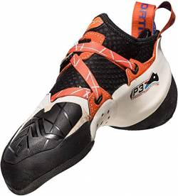 LA SPORTIVA Solution W Kletterschuhe White/orange von LA SPORTIVA