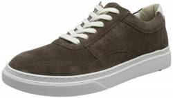 LLOYD Herren Bennie Sneaker, Dove Grey/White , 44 EU von LLOYD