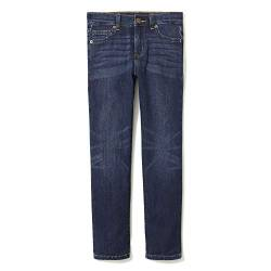 LOOK by Crewcuts Jungen Slim Fit jeans, Blau(Dallas Wash), X-Large (12) von LOOK by Crewcuts