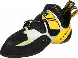 LA SPORTIVA Solution, 44,0/44 EU, White/Yellow von LA SPORTIVA
