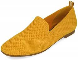 La Strada 1804422 Slipper Yellow Knitted 38 von La Strada