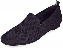 La Strada 1804422 Slipper Blue Knitted 41 von La Strada