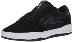 Lakai Limited Footwear Mens Herren Atlantic, Schwarze Velourslederoptik, 36.5 EU von Lakai Limited Footwear Mens