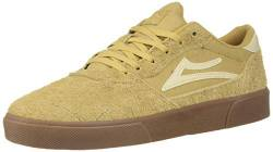 Lakai Men's Cambridge, tan/Cream Suede 5.5 M US von Lakai