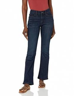 Lee Damen Flex Motion Regular Fit Bootcut Jeans, Renegade, 38 Kurz von Lee