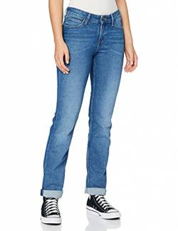 Lee Damen Marion Jeans, Mid Hackett JF, 27W / 33L von Lee