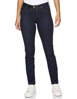 Lee Damen Elly Jeans, Blau (One Wash Ha45), 25W / 31L von Lee