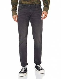 Lee Herren Daren Zip Fly Jeans, Black Helen, 30W / 30L von Lee