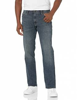 Lee Herren Modern Series Extreme Motion Regular Fit Bootcut Jeans, Maverick, 33W / 30L von Lee