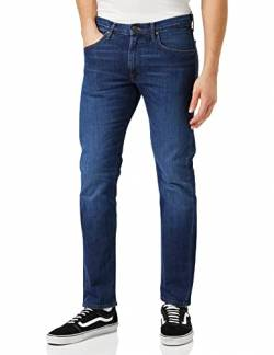 Lee Herren Daren Zip Fly Jeans, Mid Foam, 32W / 32L von Lee