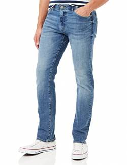 Lee Herren Extreme Motion Straight Jeans, Brady, 30W / 34L von Lee
