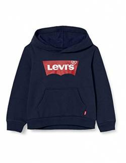 Levi's Kids Jungen Pullover Lvb Batwing Screenprint Hoodie Dress Blues 4 Jahre von Levi's Kids