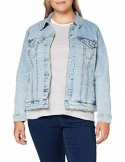 Levi's Plus Size Damen PL Original Trucker Jacket, All Mine Plus, X-Large von Levi's Plus Size